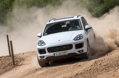 Porsche World Roadshow lần đầu đến Việt Nam 1