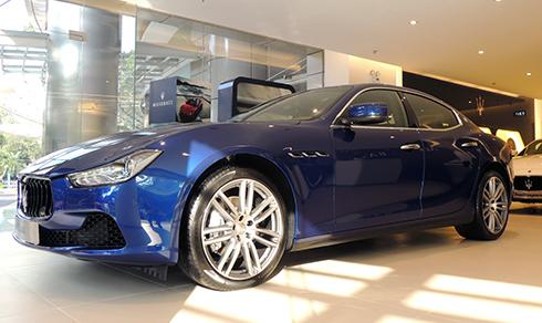 Maserati Ghibli phiên bản độc nhất Việt Nam 1