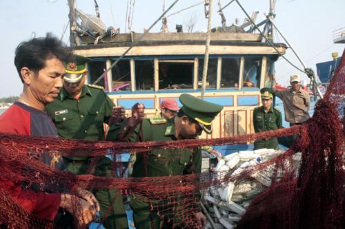 """Hội nghề cá: """"Trung Quốc phải bồi thường cho chủ tàu cá Quảng Nam"""" 1"""