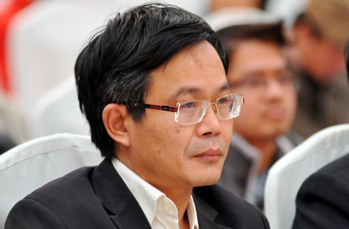 Nhà báo Trần Đăng Tuấn ứng cử đại biểu Quốc hội 1