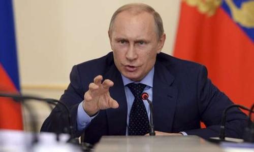 Vì sao Putin quyết định rút quân khỏi Syria 1
