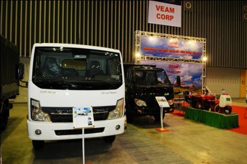 Saigon Autotech lần thứ 12 - tâm điểm công nghiệp phụ trợ Việt Nam 1