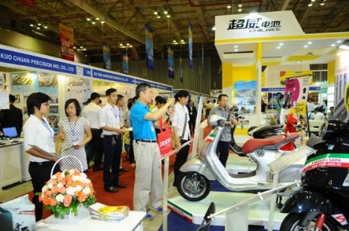 Saigon Autotech lần thứ 12 - tâm điểm công nghiệp phụ trợ Việt Nam 2