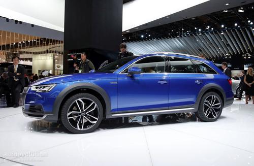 """Audi A4 allroad quattro - xế sang đi """"phượt"""" 1"""