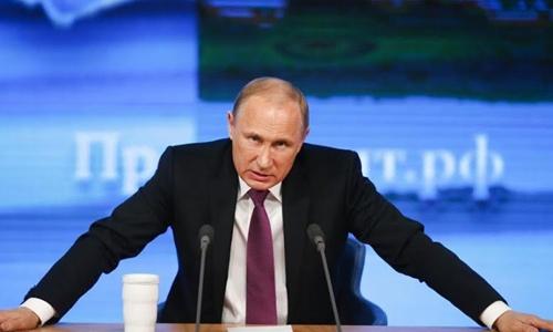 Tình báo Mỹ chật vật đọc suy nghĩ của Putin 1