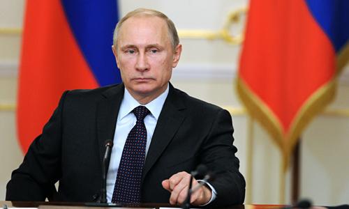 Phong cách tạo bất ngờ trong quyết sách của Putin 1