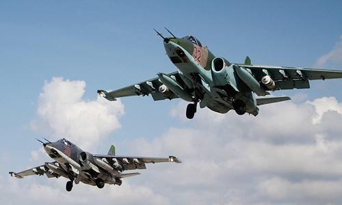 Thiết bị giúp máy bay ném bom Nga đánh đâu trúng đấy 1
