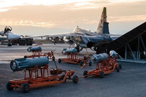 Thiết bị giúp máy bay ném bom Nga đánh đâu trúng đấy 3