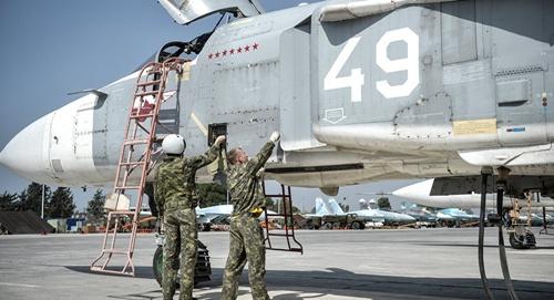 Nước cờ chiến lược của Nga trên chiến trường Syria 3