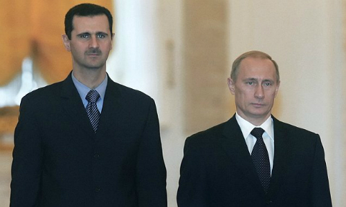 Rút quân khỏi Syria, liệu Putin có bỏ rơi Assad 1