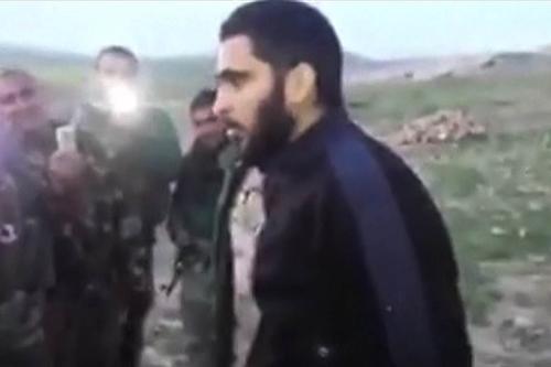 Tay súng IS đào tẩu - mỏ vàng của tình báo Mỹ 1