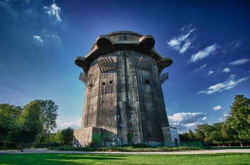Pháo đài phòng không bất khả xâm phạm của phát xít Đức 2