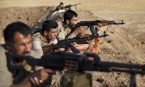 Tay súng IS đào tẩu - mỏ vàng của tình báo Mỹ 3