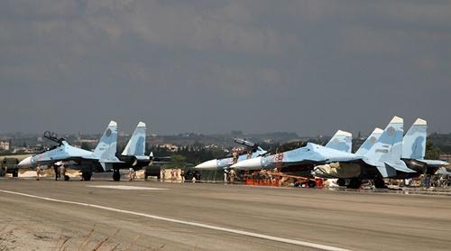 Chiến phí của Nga sau 6 tháng không kích Syria 1
