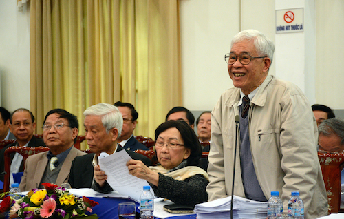 19 ủy viên Bộ Chính trị đều ứng cử vào Quốc hội 2