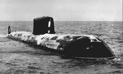 Tàu ngầm Komsomolets - nấm mồ titan khổng lồ của hải quân Nga 1