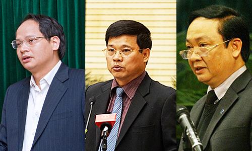 Hà Nội bầu 3 phó chủ tịch thành phố 1