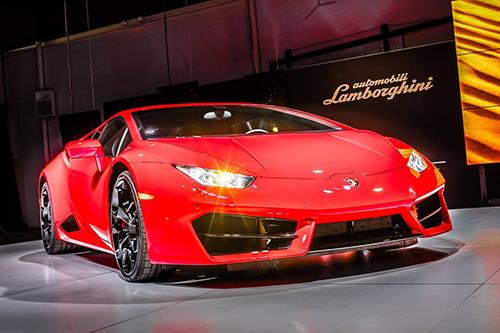 Lamborghini Huracan bản một cầu sắp về Việt Nam 1