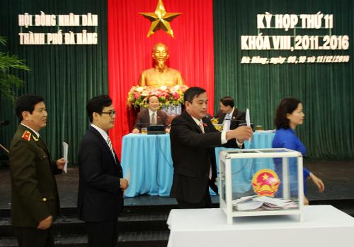 HĐND Đà Nẵng sẽ có đại diện huyện Hoàng Sa 1
