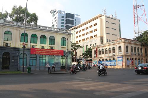 Dấu tích thành cổ hơn 140 tuổi giữa trung tâm Sài Gòn 2