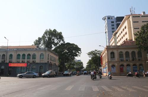 Dấu tích thành cổ hơn 140 tuổi giữa trung tâm Sài Gòn 4