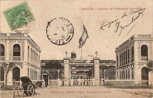 Dấu tích thành cổ hơn 140 tuổi giữa trung tâm Sài Gòn 3