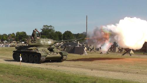 Tăng T-34 - vũ khí bẻ gãy cuộc xâm lược Liên Xô của phát xít Đức 3