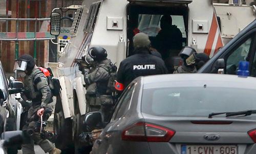 Hành trình truy bắt nghi phạm vụ thảm sát Paris 1
