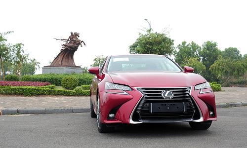 Lexus GS350 mới - cảm xúc khác lạ cho đại gia Việt Nam 2