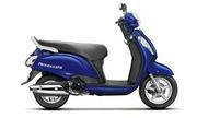 Suzuki Access 125 đời 2016 - xe ga giá rẻ 800 USD