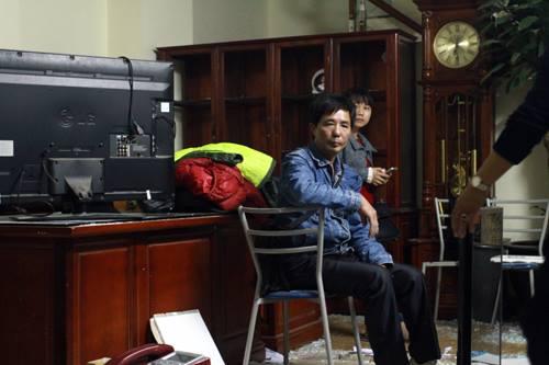 """Nhân chứng vụ nổ ở Hà Đông: """"Mảnh thi thể văng lên nhà chúng tôi"""" 2"""
