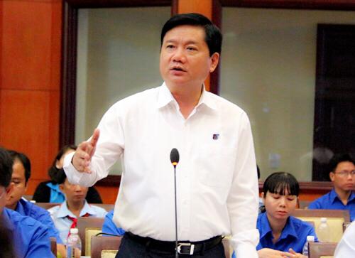 Ông Đinh La Thăng yêu cầu kiểm điểm các giám đốc sở vắng họp 1