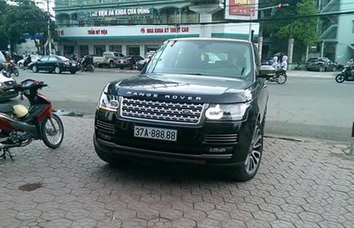 Range Rover biển đẹp - thú chơi đặc trưng đại gia Việt 1