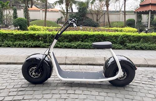 Scooter hàng độc xuất hiện tại Việt Nam 1
