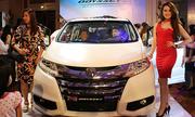 Honda Odyssey có giá gần 2 tỷ tại Việt Nam