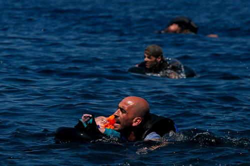 Hoài nghi quanh thỏa thuận cắt dòng tị nạn của EU - Thổ Nhĩ Kỳ 1
