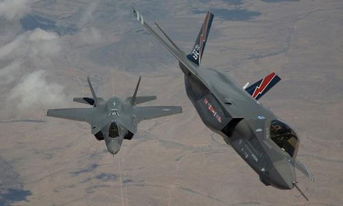 Tiêm kích F-35 - sai lầm không thể cứu vãn của Mỹ 1