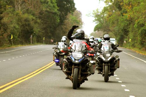 Phiêu lưu cùng BMW Motorrad 1