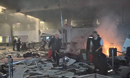 Đánh bom ở Bỉ có thể là vụ trả thù cho nghi phạm xả súng Paris 1