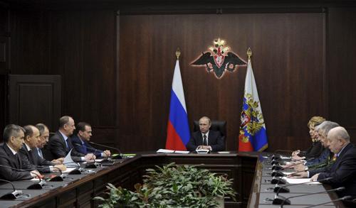 Những nước cờ để ngỏ của Putin ở Syria 1