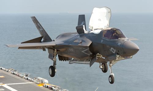 Tiêm kích F-35 - sai lầm không thể cứu vãn của Mỹ 2