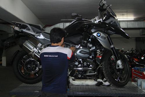 Phiêu lưu cùng BMW Motorrad 3