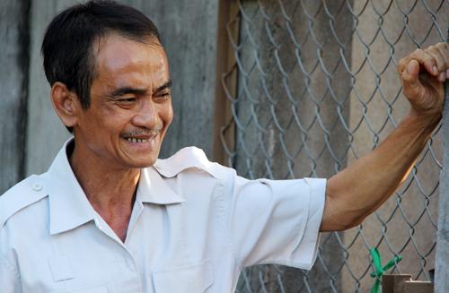 Ông Huỳnh Văn Nén bị chấn thương sọ não vì tai nạn giao thông 2