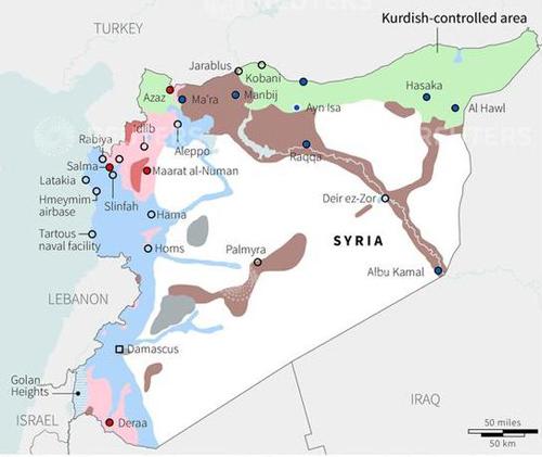 Những nước cờ để ngỏ của Putin ở Syria 2