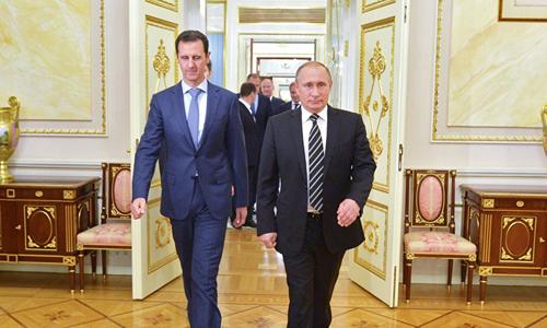 Những nước cờ để ngỏ của Putin ở Syria 3