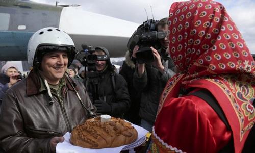 Sứ mệnh Syria làm sống dậy niềm kiêu hãnh của quân đội Nga 1