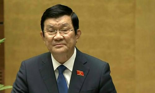 Chủ tịch nước, Thủ tướng báo cáo công tác nhiệm kỳ 1