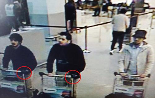 Dấu hiệu tử thần bị bỏ lỡ trong vụ đánh bom Brussels 2