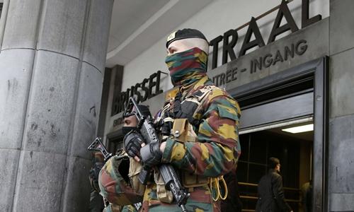 Vì sao Bỉ dễ trở thành mục tiêu của những kẻ khủng bố 1