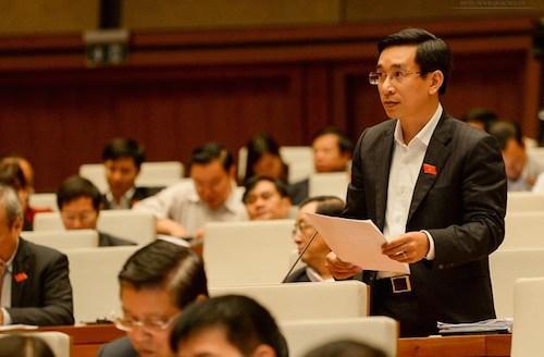 Luật tiếp cận thông tin được đặt lên bàn thảo luận 1